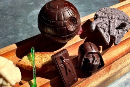 Star Wars Candy Feature