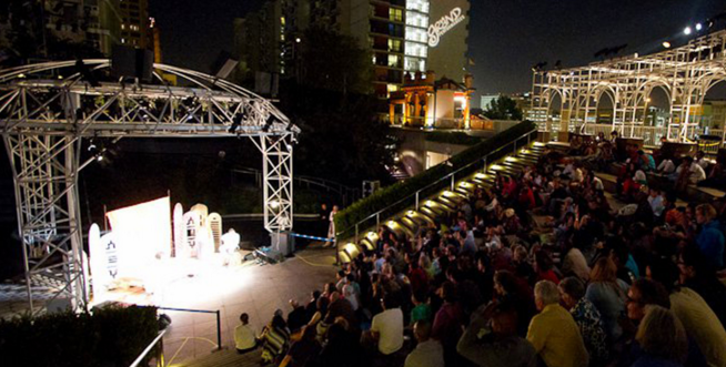 Grand Performances Fall Movies