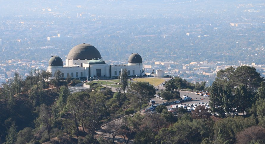 Griffith Observatory Featured