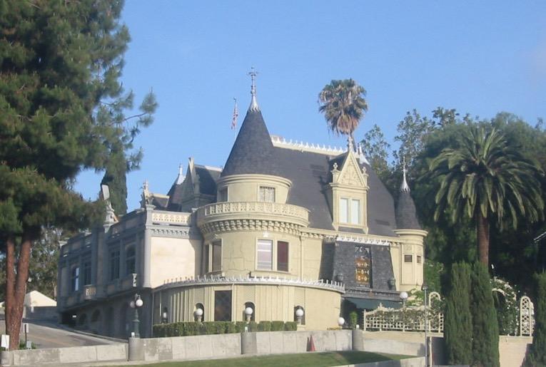Magic Castle in Los Angeles