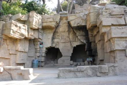 Old LA Zoo Griffith Park