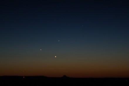 Planetary Trio 2013
