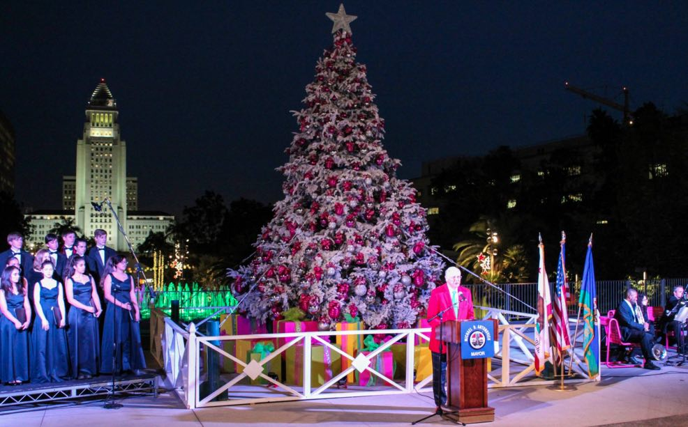 20 Christmas Activities To Do In L.A. That'll Help Bring