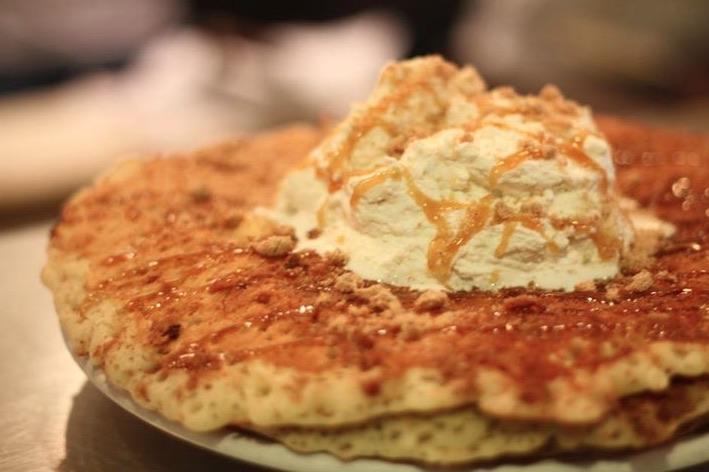 Griddle Cafe Pancake