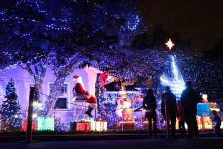 Lights on Display Sherman Oaks