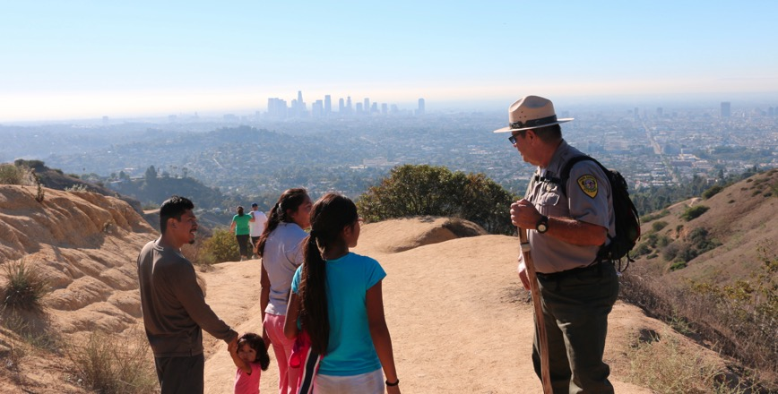 Hiking in Griffith Park