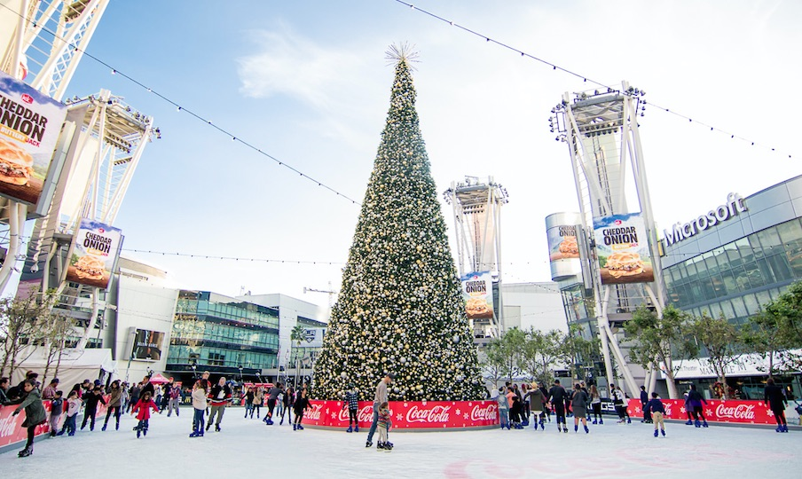 Christmas In La.The Best Things To Do For Christmas Time In L A
