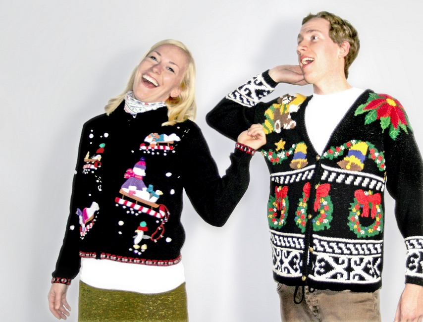 Theres An Ugly Sweater Party This Saturday In Downtown Los Angeles