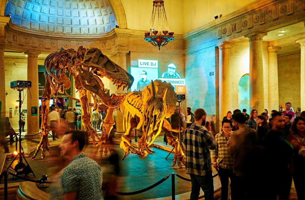 first fridays natural history museum