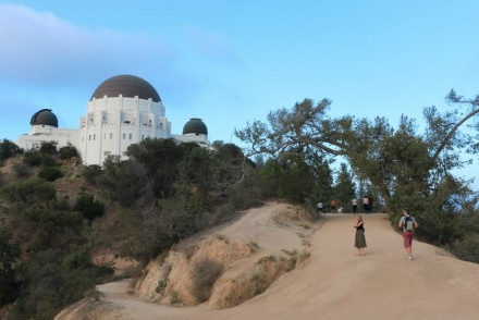 Griffith Observatory Hiking Trail