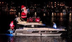 Marina Del Rey Boat Parade 2014
