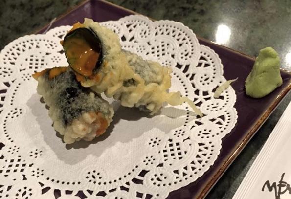 i-naba tempura