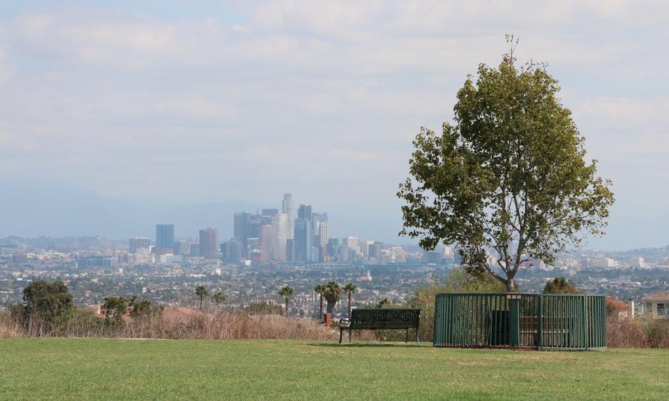 Kenneth Hahn Recreation Area