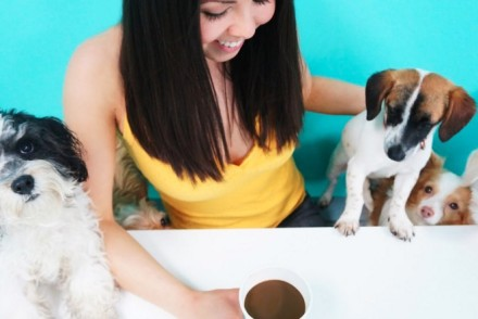Dog Cafe LA Featured