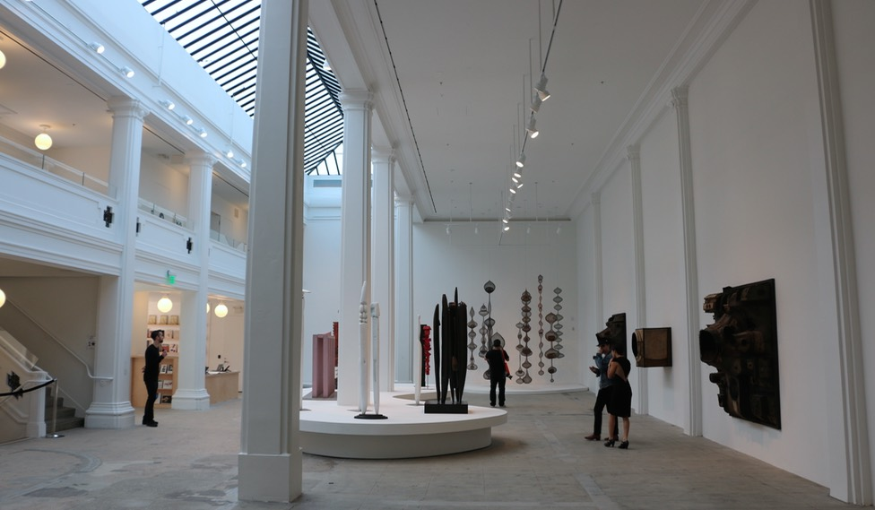 Hauser Wirth & Schimmel Gallery