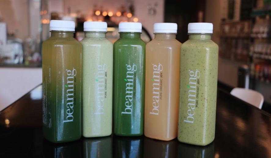 Beaming Pressed Juices