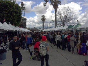 Vegan Street Fair 2015