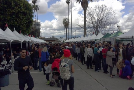 Vegan Street Fair 2015