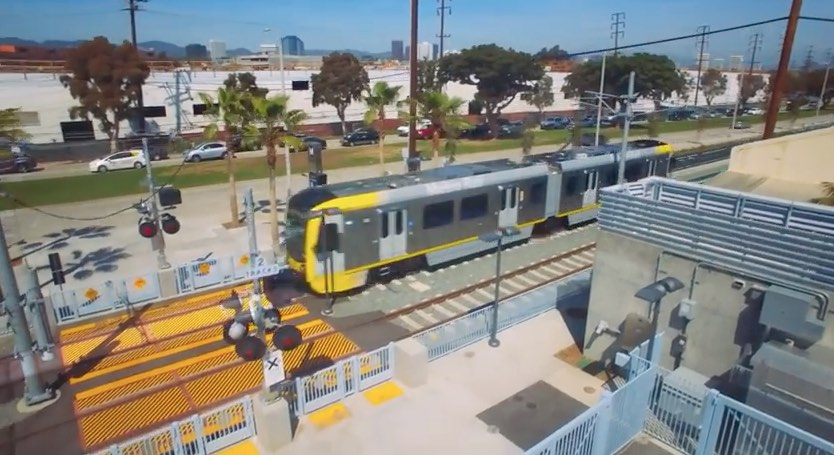 Metro is Offering Free Rides for The Expo Line Grand Opening