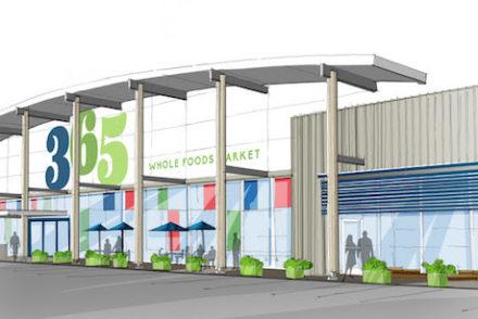 365 Whole Foods Market Rendering