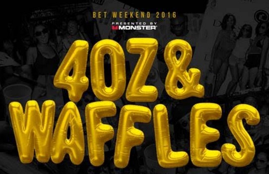 40z and waffles