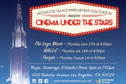 cinema under the stars westwood
