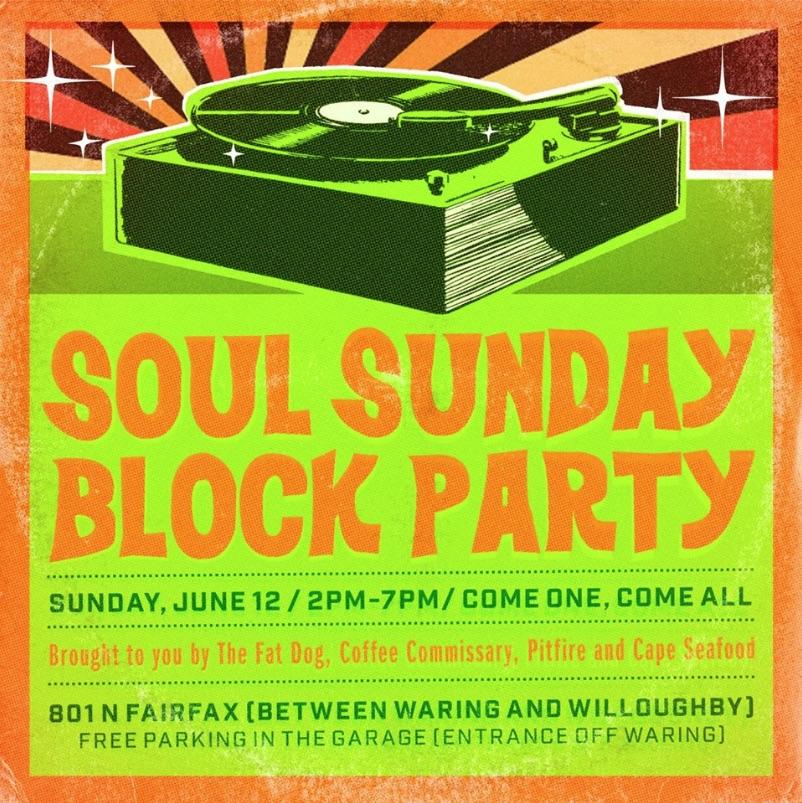 soul sunday block party