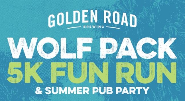 wolk pack 5k pub party