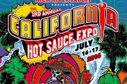 california hot sauce expo