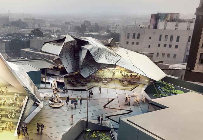 Main Museum Rendering