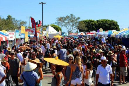 port of los angeles lobster festival