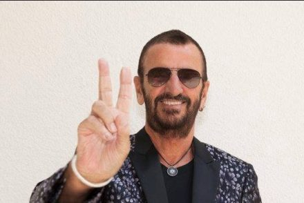 ringo starr birthday peace love celebration