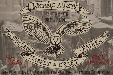 wizards market craft faire
