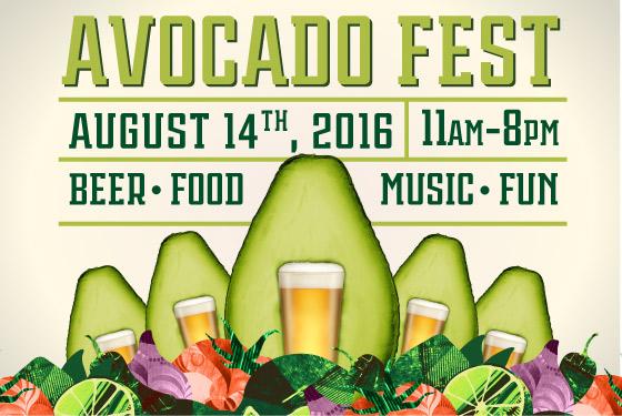 angel city brewery avocado festival