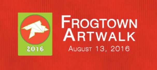 frogtown art walk