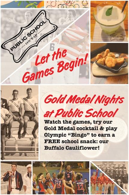 public school flyer