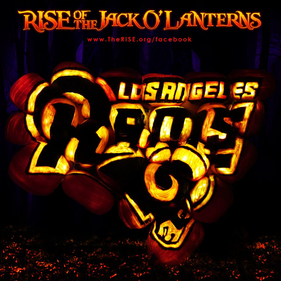 Rise Of The Jack Olanterns At The La Convention Center