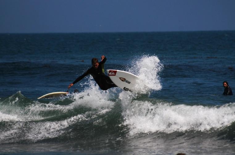 Surfrider Surfing
