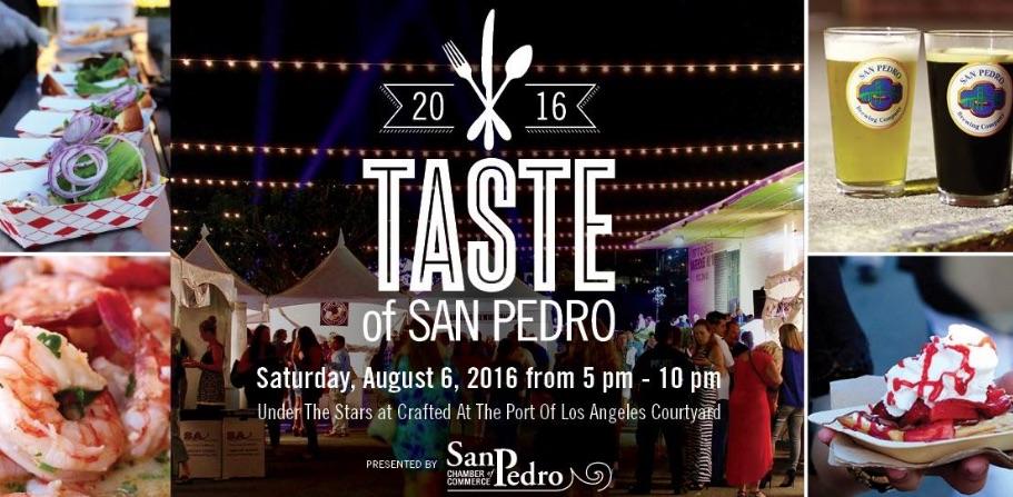 taste of san pedro featured
