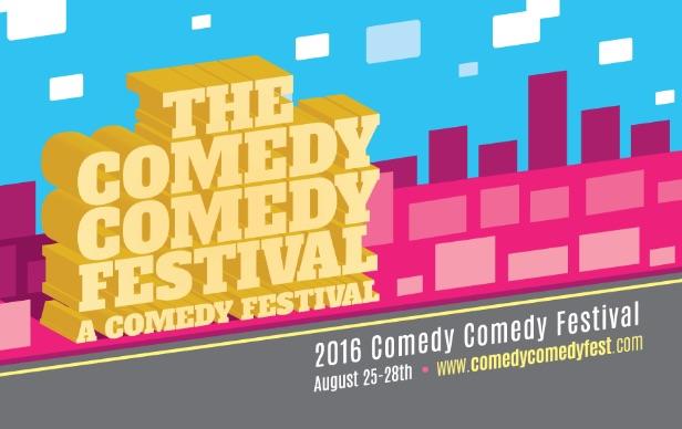 the comedy comedy festival