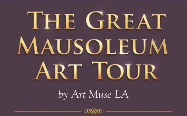the great mausoleum art tour featured