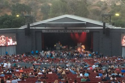 Greek Theater Concert