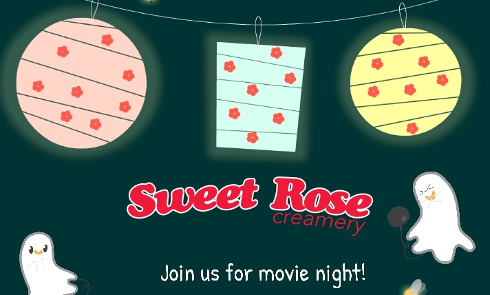 sweet rose creamery movie night featured