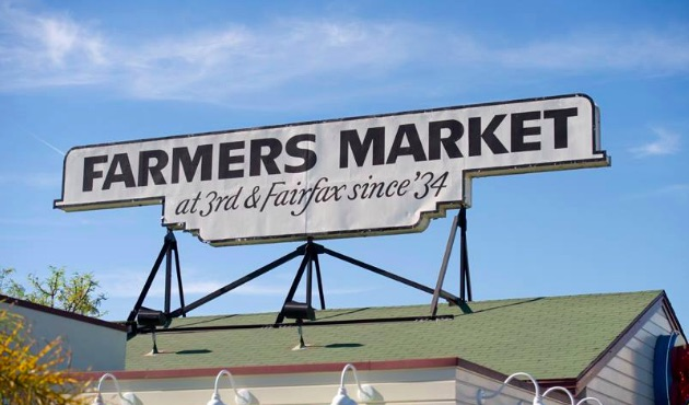 the farmers market featured