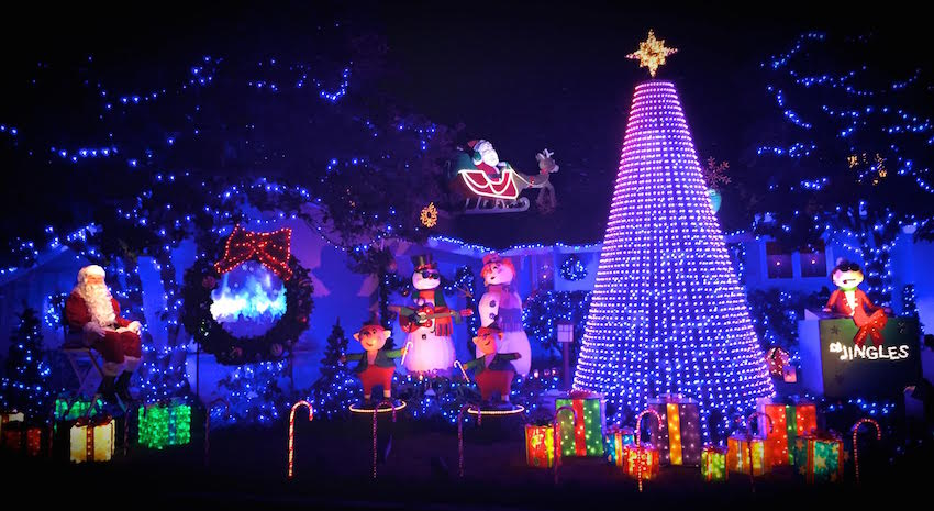 Lights on Display 2016