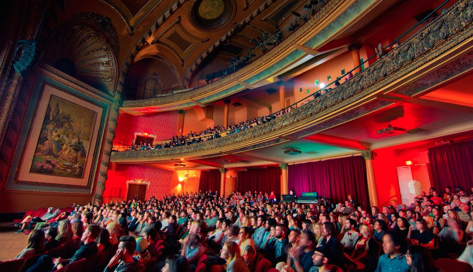 Cinespia Palace Theatre