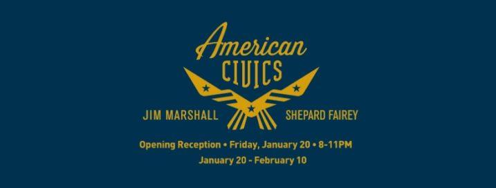 American Civics at Subliminal Projects
