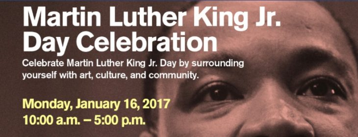 Martin Luther King Jr. Day Celebration at California African American Museum