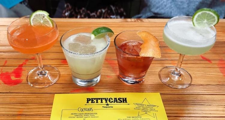 petty cash cocktails