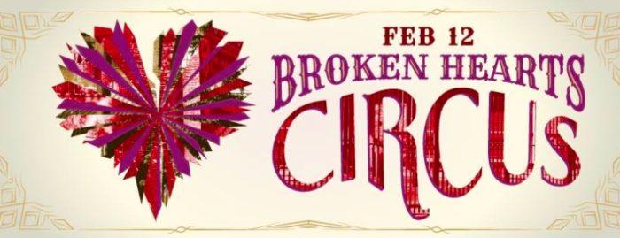 Broken Hearts Circus Angel City Brewery